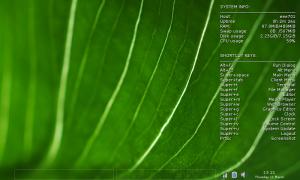 #!CrunchBang Linux - Desktop