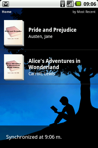 Kindle per Android